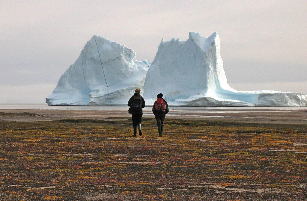 Groenland houten zeilschip opal