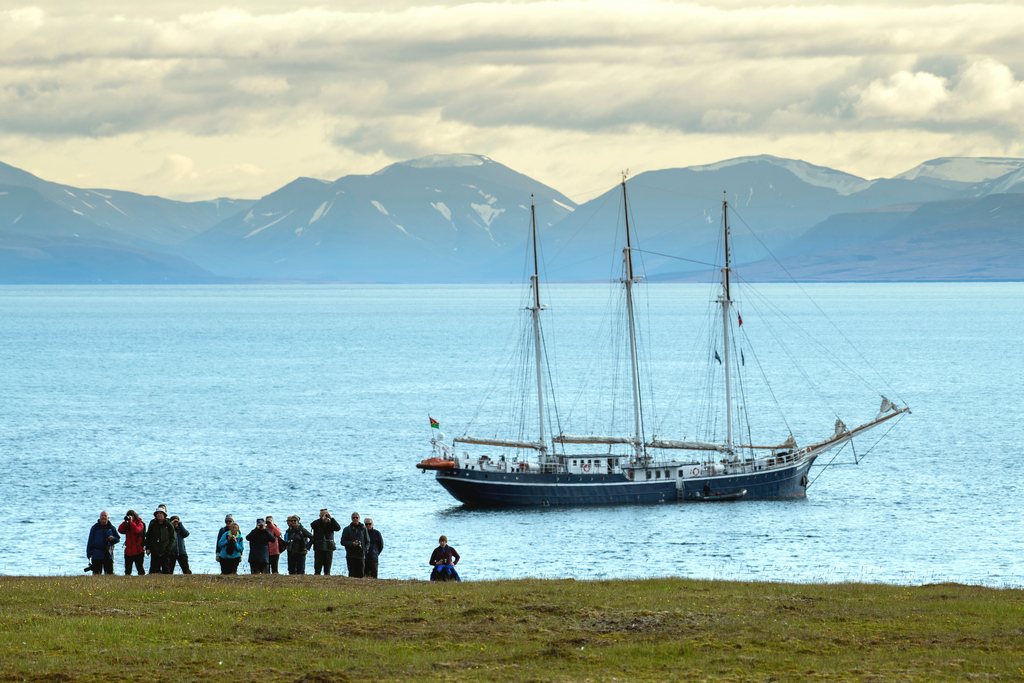 Spitsbergen Rembrand