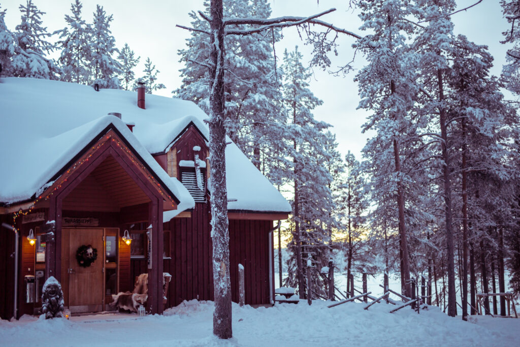 Torassieppi Lapland Finland