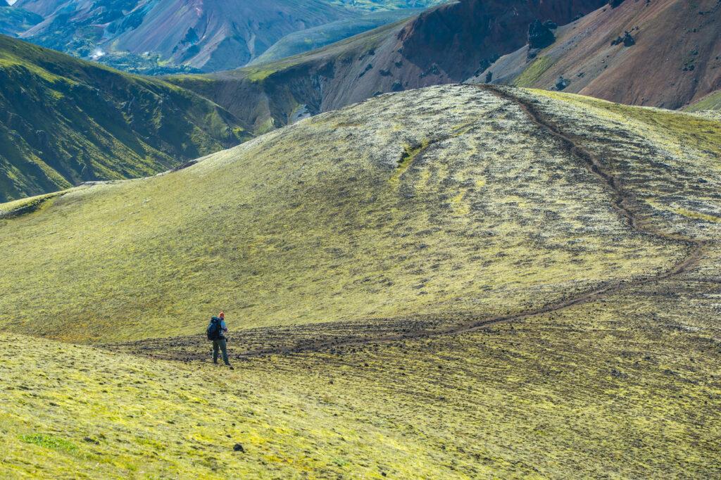 Fjallabak IJsland
