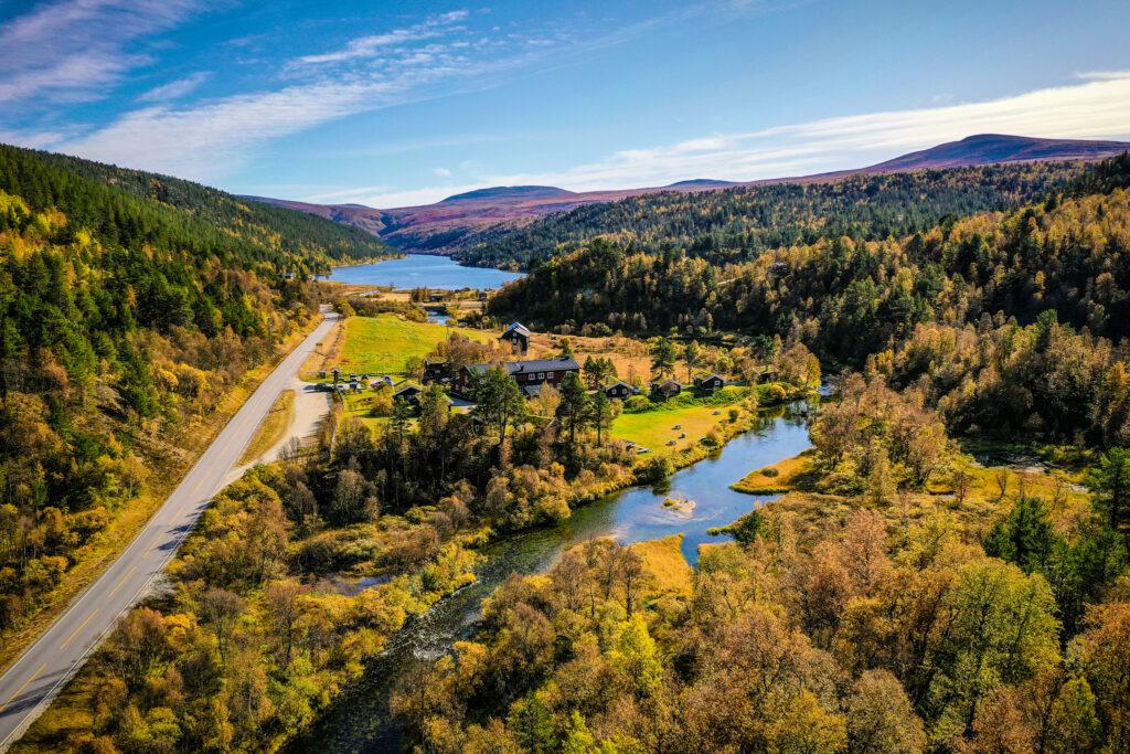 Rondane River Lodge